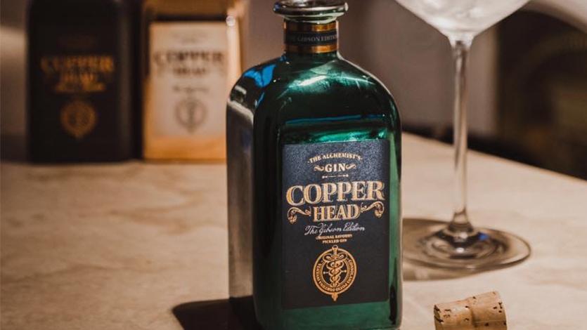 Lees meer over het artikel Product van de maand: Copperhead Gin – The Gibson Edition