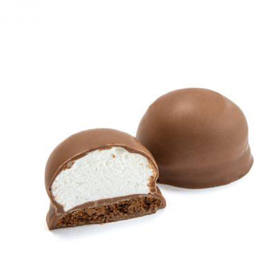 Aerts chocoladezoenen fondant, 4 st.