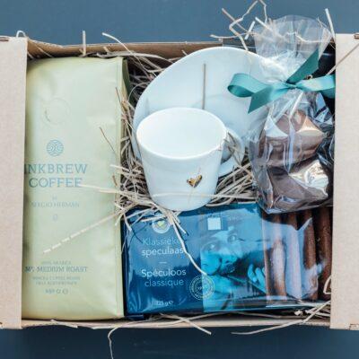 Inkbrew coffee box