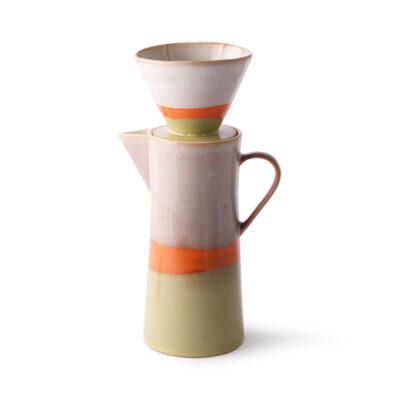 HK Living Koffie filter Seventies