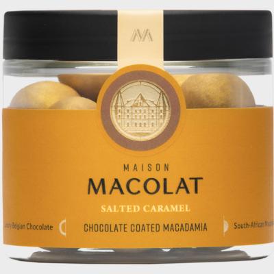 Maison Macolat Gezouten karamel 100gr