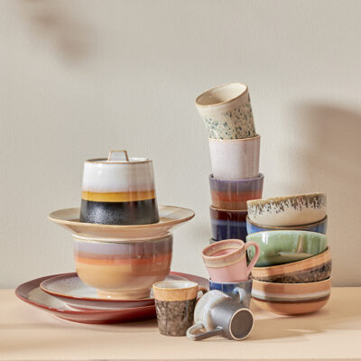 HK Living Tapas bowl, set van 4
