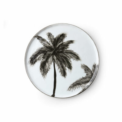 HK Living ontbijtbord Palm