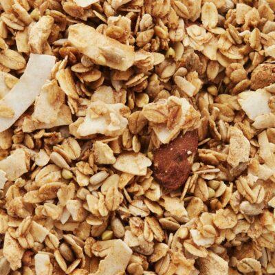 Désirée granola Japanse apple strudel
