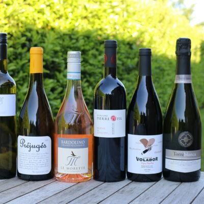 Vaderdag proefpakket 6 flessen wijn